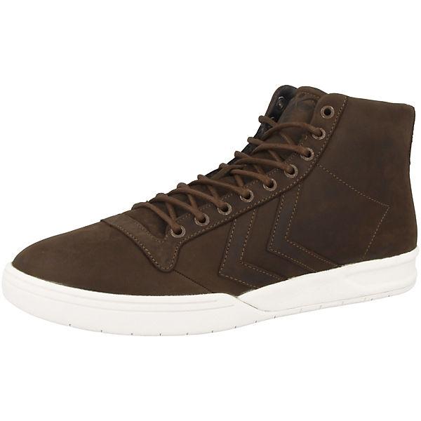 braun Winter Stadil hummel High Hml Sneakers CcqXz