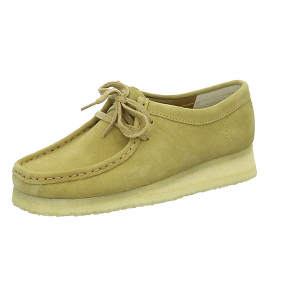 Mokassins Wallabee