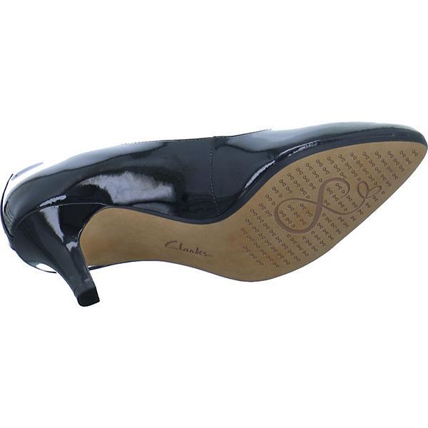 Clarks, Klassische PumpsIsidora Faye, schwarz schwarz schwarz  Gute Qualität beliebte Schuhe 3d85cb