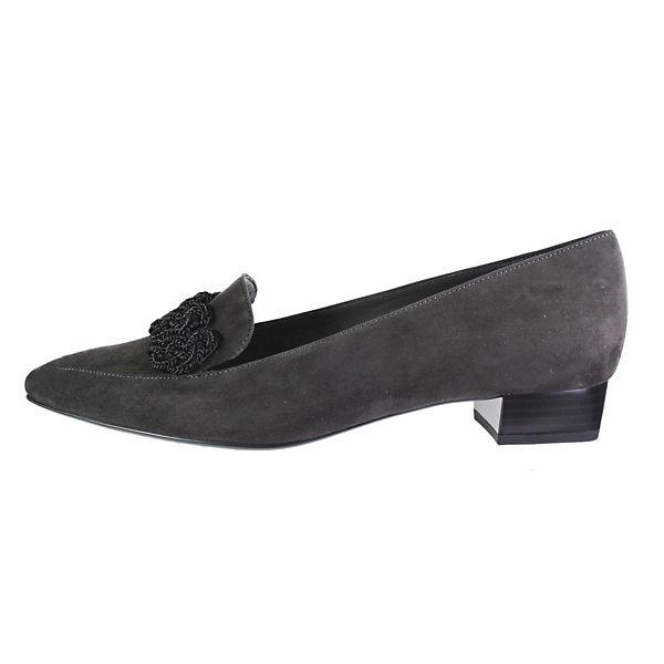 PETER KAISER, Gute Klassische Pumps, dunkelgrau  Gute KAISER, Qualität beliebte Schuhe c7b4c6