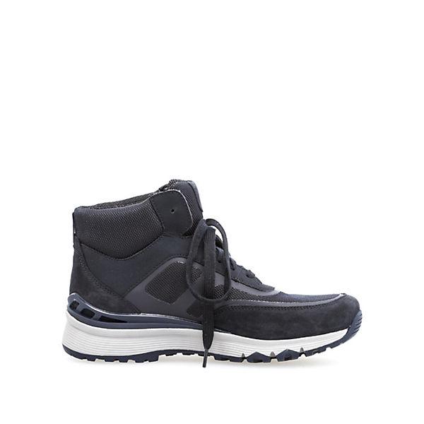 Gabor Sneakers High blau