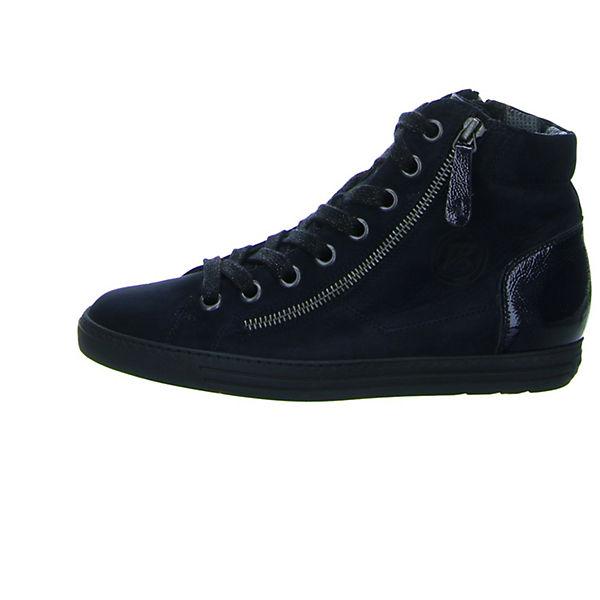 Paul Green, Sneakers High, blau Schuhe  Gute Qualität beliebte Schuhe blau f0b181