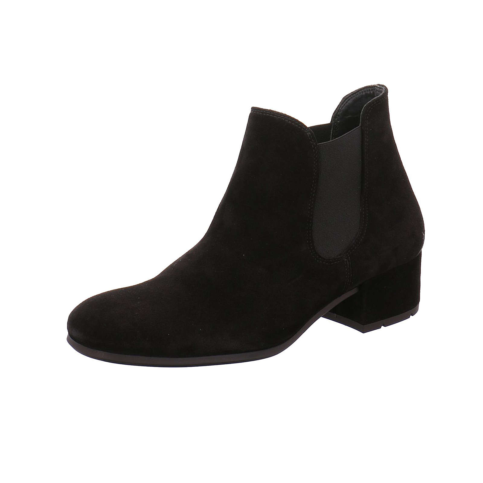 in stock 1b0df e01eb Paul Green Chelsea Boots schwarz Damen Gr. 38,5