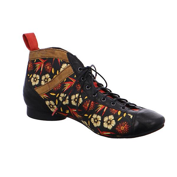 Think! Schnürstiefeletten schwarz  Gute Qualität beliebte Schuhe Schuhe Schuhe 0c8f22