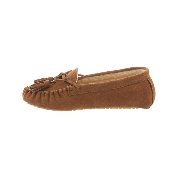 Bearpaw, Lammfell-Hausschuhe ROSALINA, hellbraun  Schuhe Gute Qualität beliebte Schuhe  f5f3ed