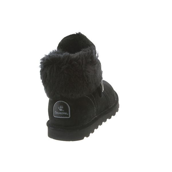 Bearpaw, Winterstiefeletten KOKO, beliebte schwarz  Gute Qualität beliebte KOKO, Schuhe 9bbe57