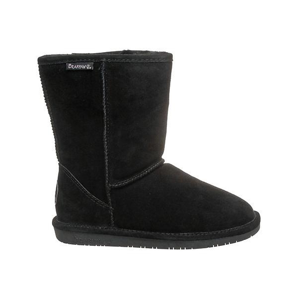 Bearpaw, Bearpaw, Bearpaw, Winterstiefel EMMA SHORT, schwarz  Gute Qualität beliebte Schuhe 605a02