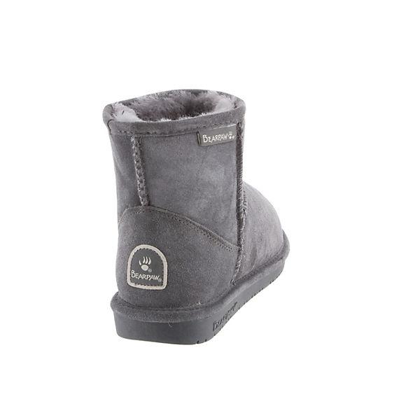 Bearpaw, Winterstiefeletten DEMI, grau  Schuhe Gute Qualität beliebte Schuhe  85d6d5