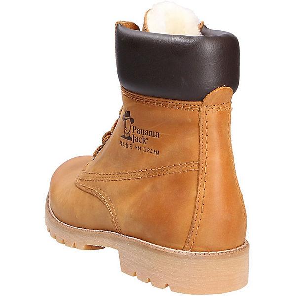 PANAMA JACK, Schnürstiefeletten, braun Schuhe  Gute Qualität beliebte Schuhe braun d61471