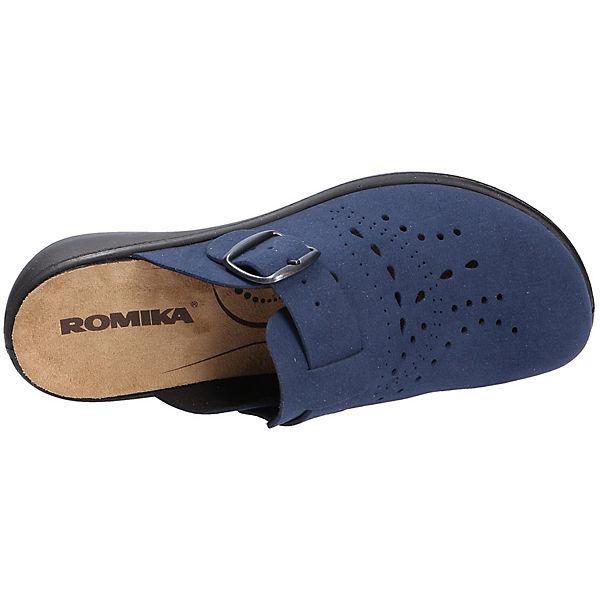 ROMIKA, Clogs, Clogs, Clogs, blau   eefbf4