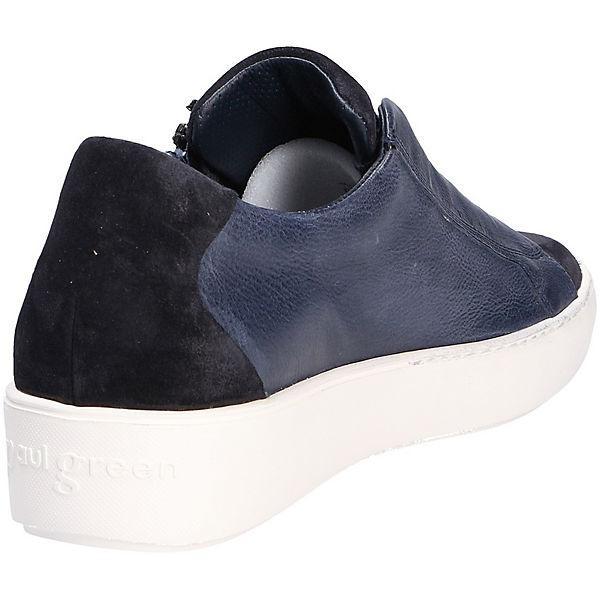 Paul Green, Sneakers Low, Low, Low, blau  Gute Qualität beliebte Schuhe 6867c9