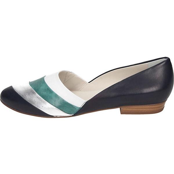 Piazza Klassische Ballerinas blau  Gute Qualität beliebte Schuhe
