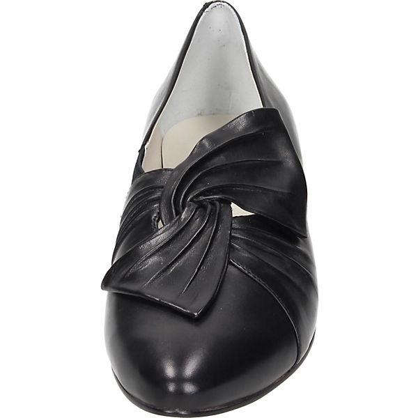 Piazza, Klassische Ballerinas, schwarz beliebte  Gute Qualität beliebte schwarz Schuhe 1db489