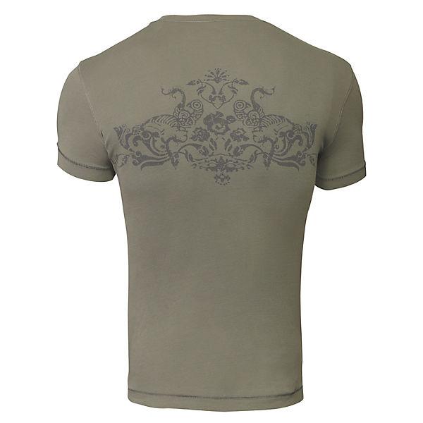 Shirts Yoga Yogistar grün T Oliver qRECwU