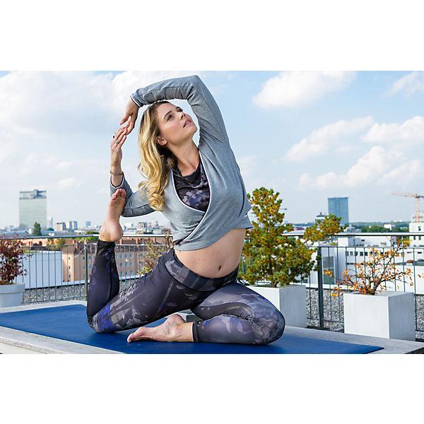 Yogistar Yoga Hosen Panarea grau