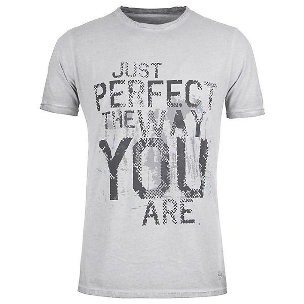 Tao shirts T Yoga Kamah Grau hQCBsxtrdo