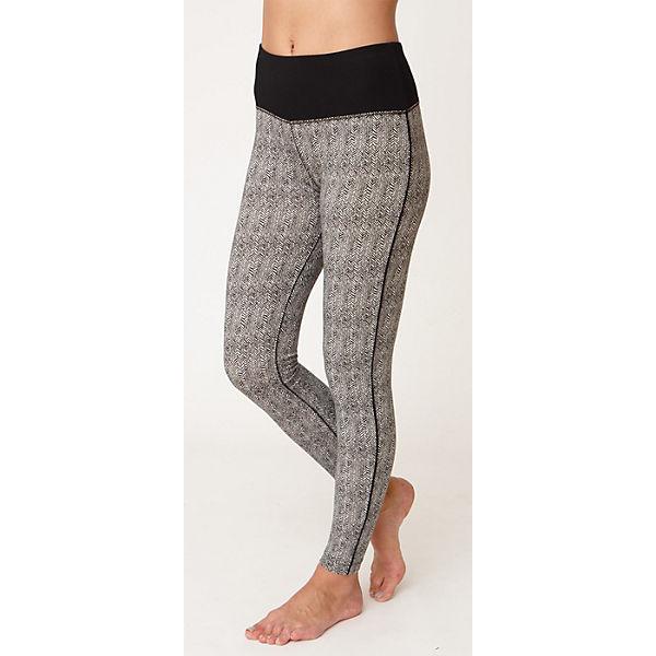 Yogistar Yoga Hosen Flow with it grau