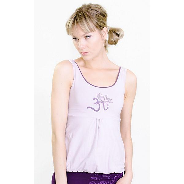 Yogamasti Yoga Tops Nirvana pink