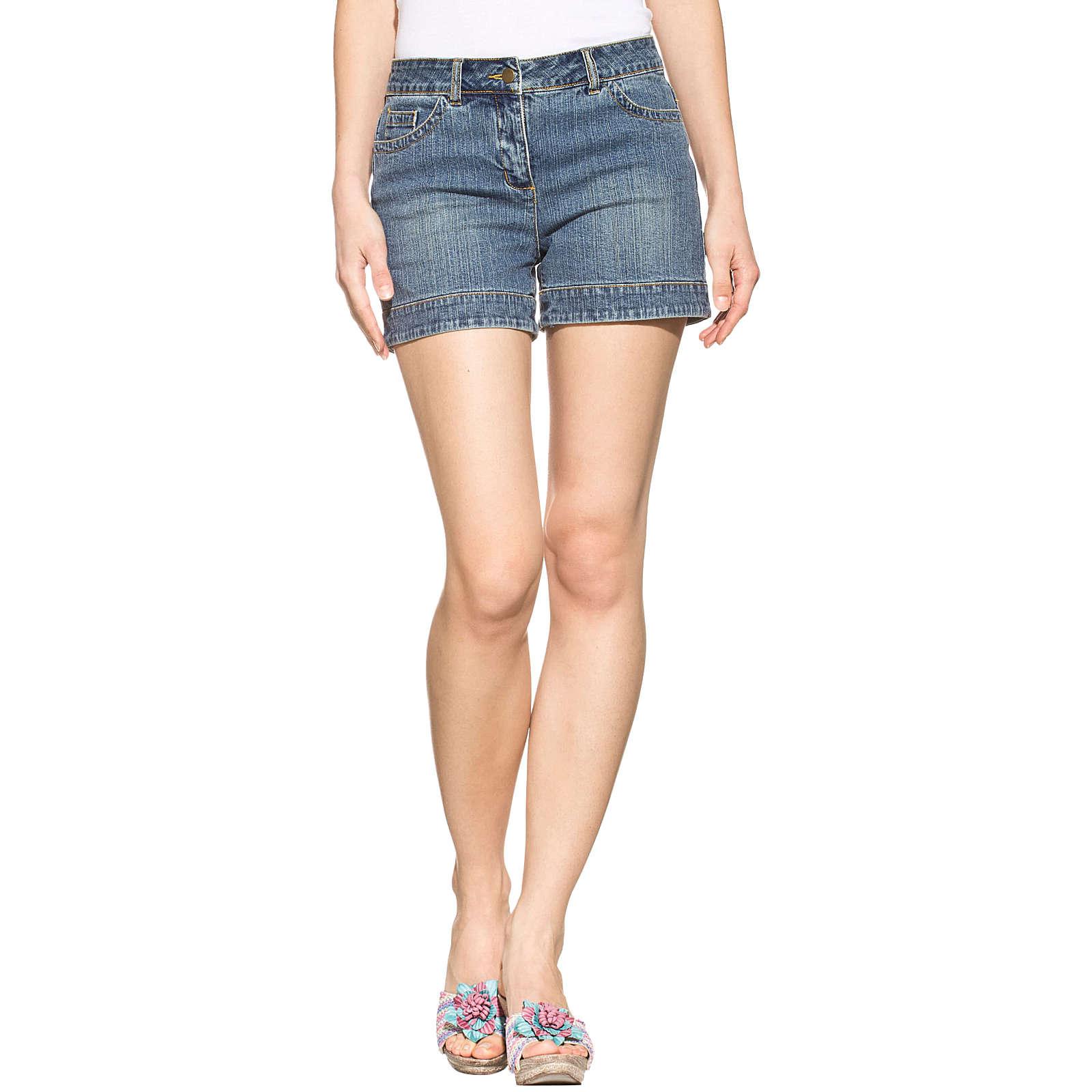 Alba Moda Jeans-Shorts Damen Gr. 38