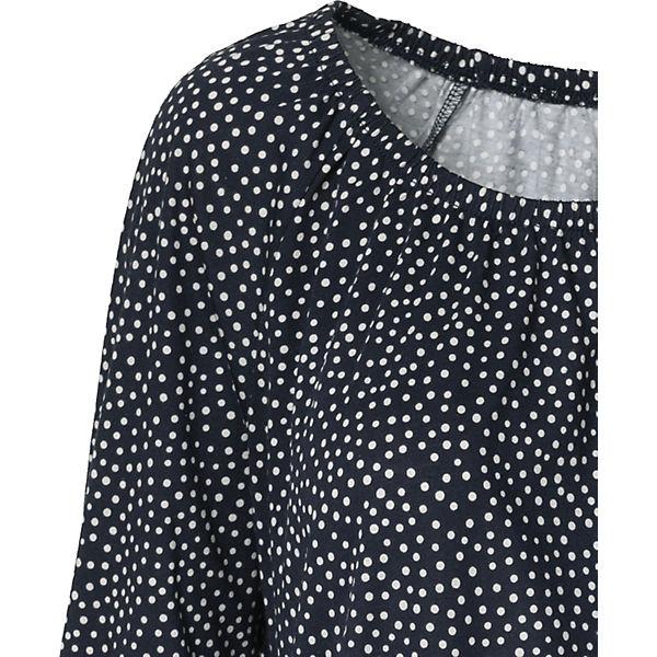 Shirt Soyaconcept 3 Arm dunkelblau 4 Aq18p0