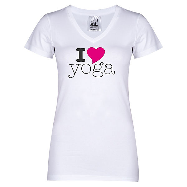 Yoga T-Shirts I love yoga