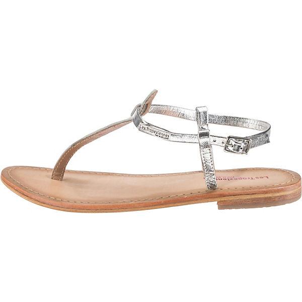 Les Tropeziennes T steg Grau sandalen Narvil 5AjRL4