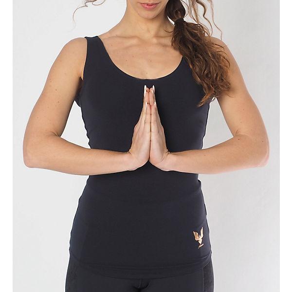 Kismet Yogastyle Yoga Tops Sati grau