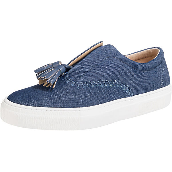 blue Liebeskind Low denim Sneakers Berlin qxz8zafO