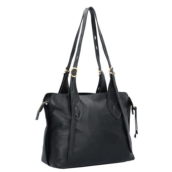 Caterina Lucchi Dollaro Handtaschen schwarz