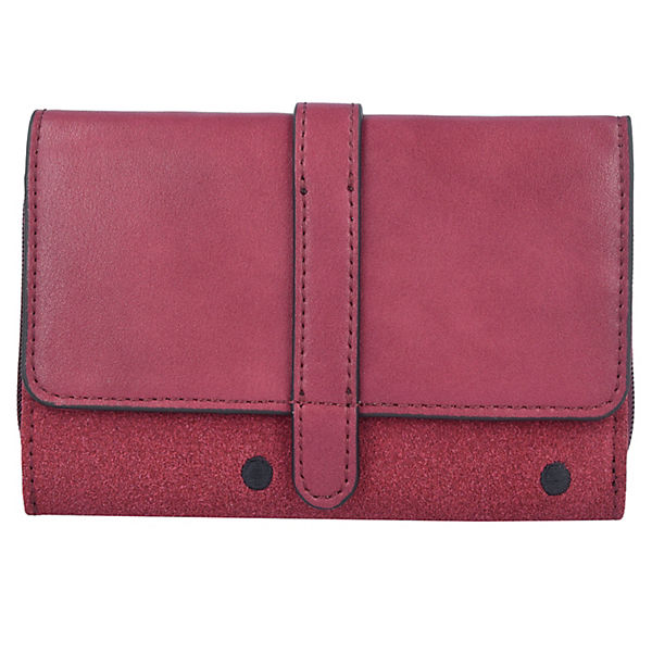 ESPRIT Portemonnaies rot