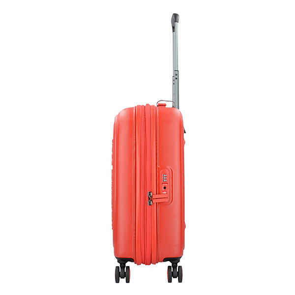 MANDARINA DUCK Logoduck Trolleys rot
