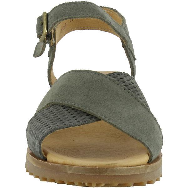 Klassische EL grau NATURALISTA Klassische Sandaletten Sandaletten grau grau NATURALISTA Klassische EL NATURALISTA Sandaletten EL fzO0wq