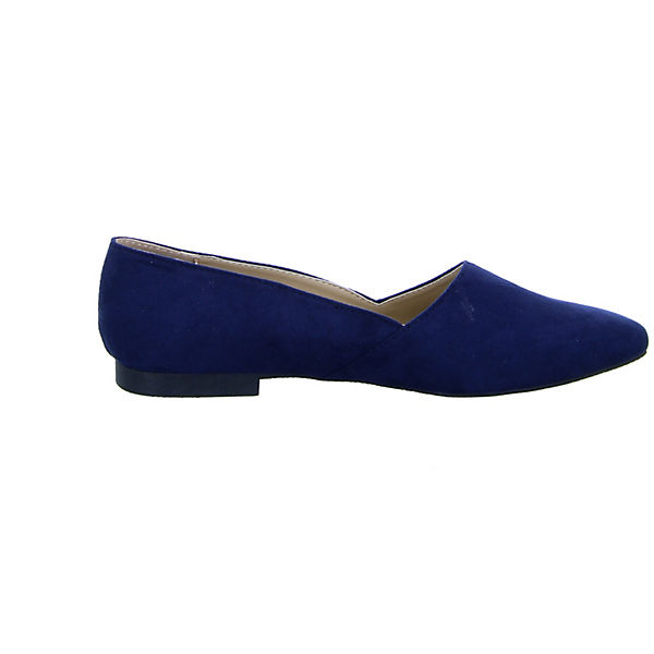 Living Updated 16TY24-NA Klassische Ballerinas blau
