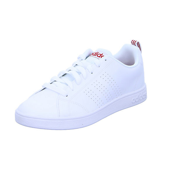 weiß NEO Sneakers adidas VS Advantage Clean Low qYxx16Pd