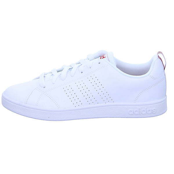 NEO Clean VS Sneakers Low weiß Advantage adidas xHAtqwBx