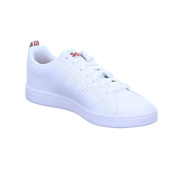 weiß Advantage NEO Clean adidas VS Low Sneakers vPax6WT