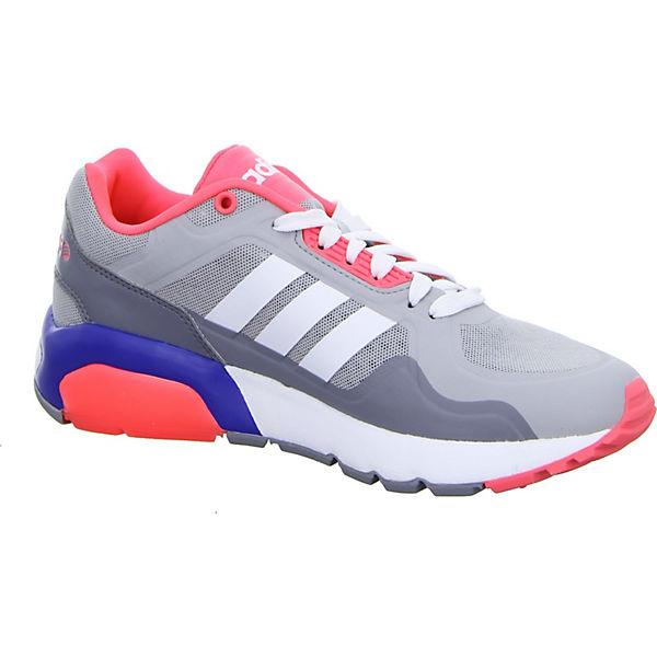adidas NEO, Neo Run 9Ties Sneakers Low, beliebte grau  Gute Qualität beliebte Low, Schuhe 2e66cf