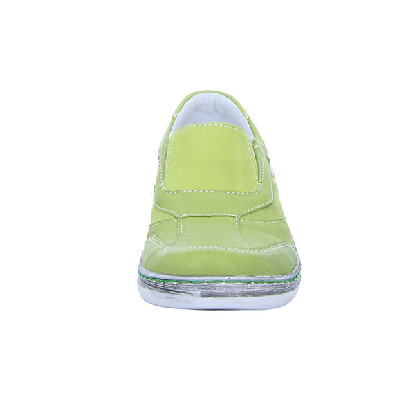Sportliche 2 Kacper grün 6436 Slipper 8EY1nq71F