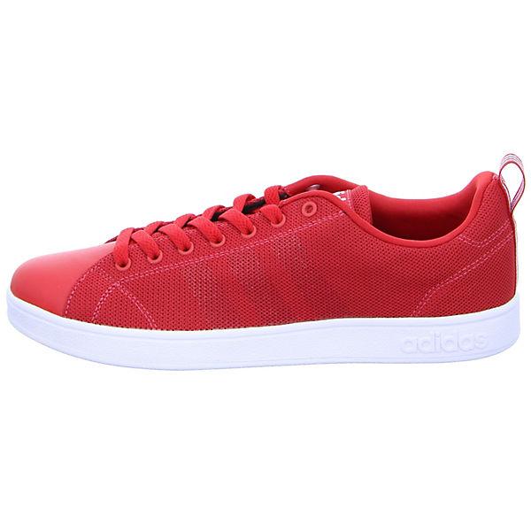 reputable site d4eac 38e59 ... Adidas NEO, VS rot Advantage CL Sneakers Niedrig, rot VS Gute Qualität  beliebte Schuhe ...