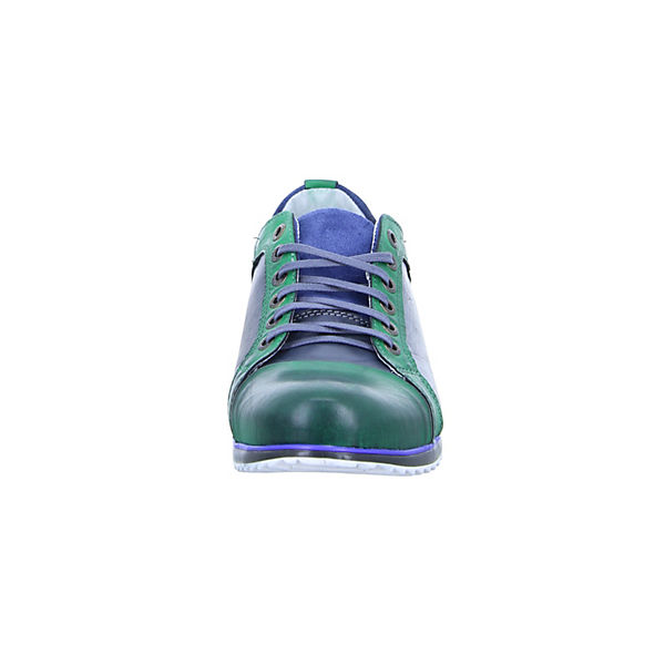 Kristofer 1414 Schnürschuhe blau