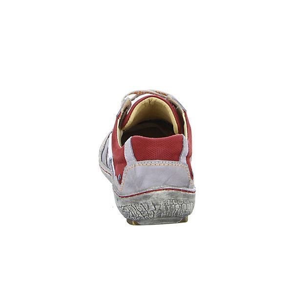Kacper 2-3901 Schnürschuhe beige