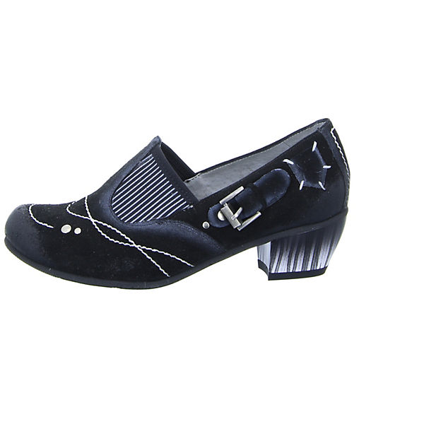 Maciejka, 03366 Gute Hochfront-Pumps, schwarz  Gute 03366 Qualität beliebte Schuhe c1ce44