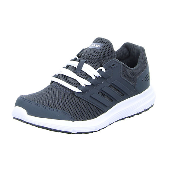 schwarz Performance galaxy Low Sneakers adidas 4 PO8qX
