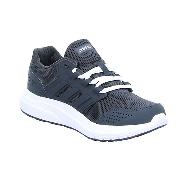 Performance adidas schwarz Sneakers 4 galaxy Low znYwa0q
