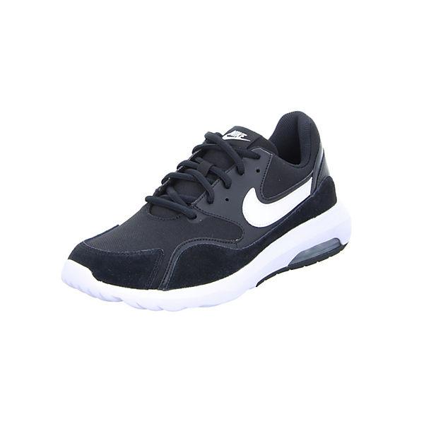 Nike Performance Air Max Nostalgic Sneakers Low schwarz