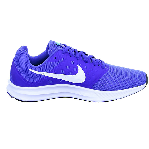 Low Sneakers 7 blau Downshifter Performance Nike w8qCUn6H