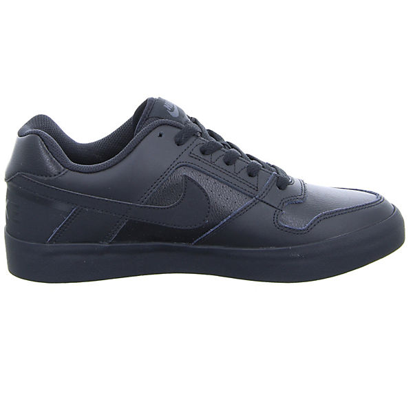 Nike Sportswear Delta Force Vulc Sneakers Low schwarz