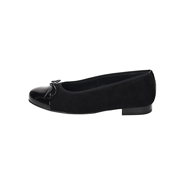 Semler Klassische Ballerinas schwarz beliebte  Gute Qualität beliebte schwarz Schuhe 522ade