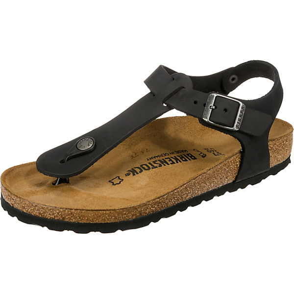 Kairo Oiled Leather T-Steg-Sandalen
