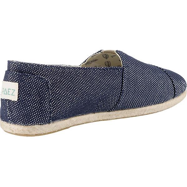 paez, Original Raw Day  & Sparks Espadrilles, blau  Day Gute Qualität beliebte Schuhe 81ba04